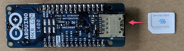 Arduino Mkr Gsm 1400 Hologram